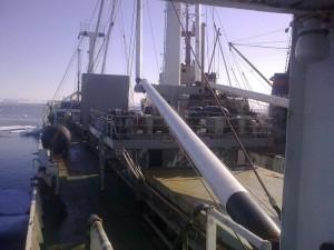 Крюинги СПб, база в море, транспорт.