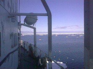 В море. На дальнем востоке, крюинг.