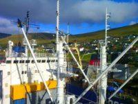 На фарерских островах, адмирал Шабалин. Рунавик. Механик ковтун.