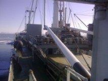 Крюинги СПб, транспортное судно, база, в море.