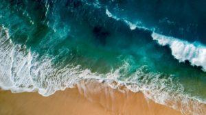 море, пляж, кипр